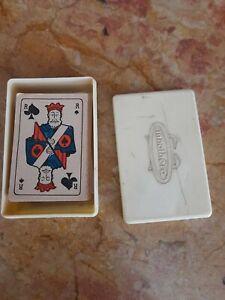 Jeu de cartes anciens