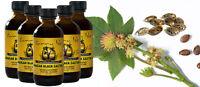 Sunny Isle Jamaican Black Castor Oil (Extra Dark,Original oil/ Edge Control Gel)