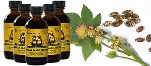 Sunny Isle Jamaican Black Castor Oil (Extra Dark and Original oil )