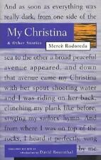 My Christina and Other Stories (The Graywolf Short Fiction Series)-ExLibrary