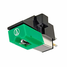Audio-technica at95e/BL Moving Magnet (MM) testina cartridge NUOVO + OVP!