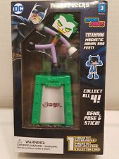 Micro Pozers Series 3 DC Magnetic with Stand and Collector Card New The Joker