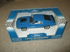ERTL '70 1970 Ford Mustang Special Edition Boss 429 Diecast 1:18 Nice W Box 1997