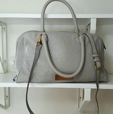 Marc by marc jacobs Lauren satchel purse ash gray handbag $498