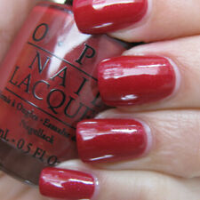 OPI - Color To Diner For T25 Red Shimmer Nail Lacquer Polish Enamel 15ml