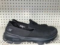 Skechers Go Walk 3 Attain Mens Athletic Slip On Walking Shoes Size 8.5 Black