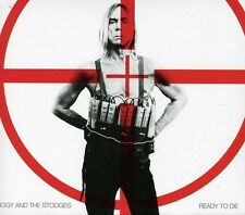 IGGY AND THE STOOGES Ready To Die CD BRAND NEW Digipak