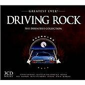 Various Artists - Greatest Ever! Driving Rock (2013) BOXSET - NEW