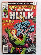 Marvel Super-Heroes #64 (May 1977, Marvel) Vol #1 Newsstand Fine-