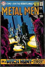 Metal Men #38 FN