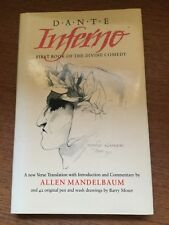 Dantes inferno, Barry Moser UC press first edition