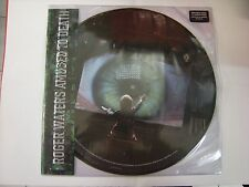 ROGER WATERS - AMUSED TO DEATH - 2LP PICTURE DISC VINYL NEW 2015 COPY # 09665