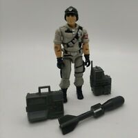 Mainframe 1986 Vintage GI Joe Action Figure with Missile Bomb