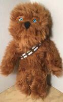 "Star Wars Chewbacca Plush Toy 15"" Tall Northwest 2016 Wookie Lucasfilm"