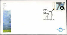 Netherlands 1986 William Test Station FDC First Day Cover #C27883