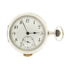117 Year Old Minute Repeater Silver Pocket Watch