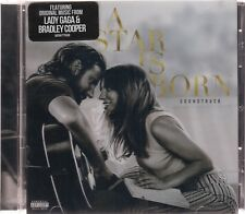 A Star is Born CD NEW Soundtrack Explicit Lady Gaga/Bradley Coope USA SELLER!