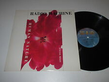MaxiSingle/RADIO MACHINE/HUMAN NATURE/NATURAL WORLD/DSV 5028