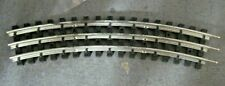 O-GAUGE K-LINE SUPER K CURVED TRACK  K 616  11 INCH SECTION SELLING BY THE PIECE