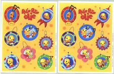 2 Sheets Disney ROLIE POLIE OLIE Scrapbook Stickers