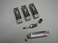 NGK Qty 4 BPR6ES 7131 V-Power Spark Plug