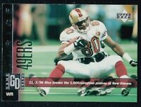 36 ~~ JERRY RICE FOOTBALL  CARDS!!
