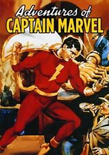 Adventures of Captain Marvel DVD NEW