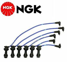 NGK Spark Plug Ignition Wire Set For Toyota Supra (Turbo ) 1987-1993