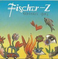 FISCHER-Z / KAMIKAZE SHIRT * NEW CD * NEU *