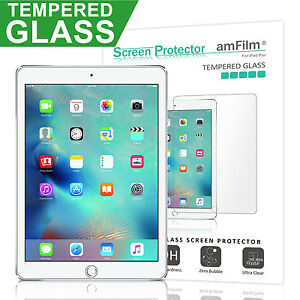 "iPad Pro 12.9"" 1st and 2nd Generation amFilm Tempered Glass Screen Protector"