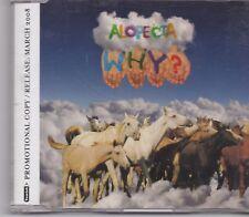Alopecia-Why Promo cd album