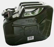 Stahlblech 10l WM Kanister mit UN-Stift grün alle Kraftstoffarten Valpro 10117