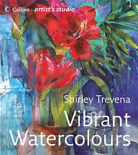 Collins Artist's Studio - Vibrant Watercolours, Shirley Trevena, Good Used  Book