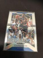 Panini Prizm Silver Patrick Ewing Base Knicks Legend Insert 19-20