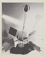 1962 NASA IMP-A Interplanetary Monitoring Satellite 8x10 Press Photo #63-IMP-2