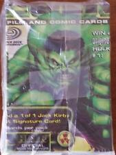 THE~ INCREDIBLE HULK~ COMPLETE~ 81 CARDS SET~ MARVEL COMIC~ 2003~ MINT
