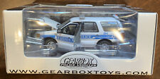 Gearbox Richardson, TEXAS 1:43 Custom Police Ford Expedition Limited Edition