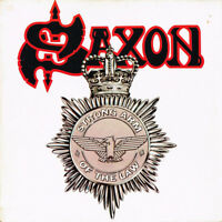 Saxon ‎– Strong Arm Of The Law Coloured LP Vinyl NEW! 4050538347920