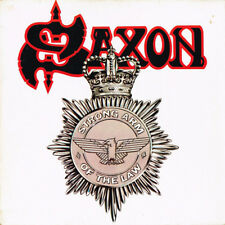 Saxon – Strong Arm Of The Law Coloured LP Vinyl NEW! 4050538347920