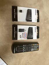 Onkyo Wireless USB Adapters LAN UWF-1 & Bluetooth Adapter UBT-1 & Remote RC-837M