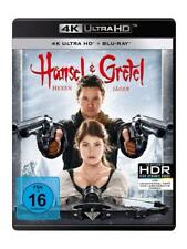 4K Ultra HD Blu-ray * HÄNSEL UND GRETEL - HEXENJÄGER # NEU OVP +