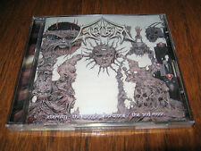 "GOLEM ""Eternity - The Weeping Horizons / The 2nd Moon"" 2 X CD carcass morgoth"