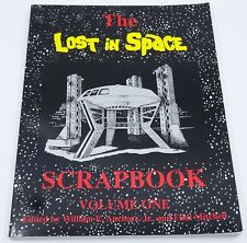 The Lost in Space Scrapbook Volume One 1991 Vintage Book