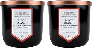 Chesapeake Bay Candle The Collection Two-Wick Scented Candle, Blood Orange, 2 Co