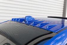 Vortex Generators / Shark Fins For MY14-18 Subaru WRX / STI (W. RALLY BLUE K7X)