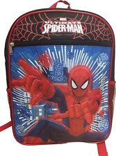 "Marvel Spiderman 15"" School Bag Backpack"