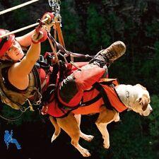 Transportgeschirr Leika-universelle Tragehilfe f. Hunde-Signalfarbe UVP 102,-