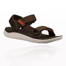 Sandali e scarpe verde Teva per il mare da uomo