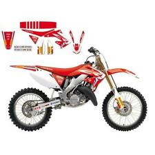 New CR 125 250 02-07 Replica Team HONDA HRC Complete Graphics & Seat Cover