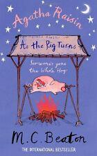 Agatha Raisin: As The Pig Turns,M.C. Beaton